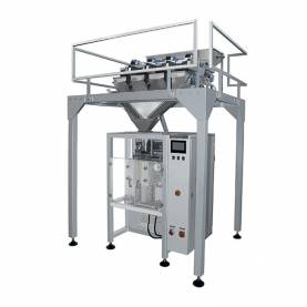 Vertical four side sealed-seal packing machine -4 head automatic electronic weigher